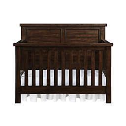 Bertini® Timber Lake 5-in-1 Convertible Crib in Dark Walnut