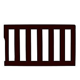 Dream On Me Ashton Toddler Guard Rail in Dark Brown