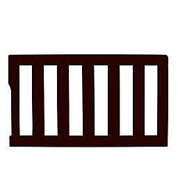 Dream On Me Ashton Toddler Guard Rail in Dark Brown