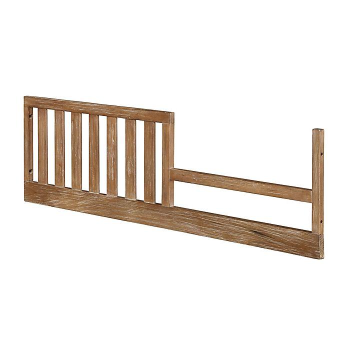 Alternate image 1 for Bertini® Pembrooke Toddler Guard Rail in Rustic Natural