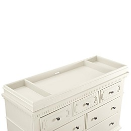 Bertini® Vernay Dresser Topper in Mist