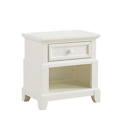 Bertini® Lafayette Nightstand in French White Lace