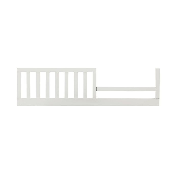 Alternate image 1 for Bertini® Lafayette Toddler Guard Rail in French White Lace