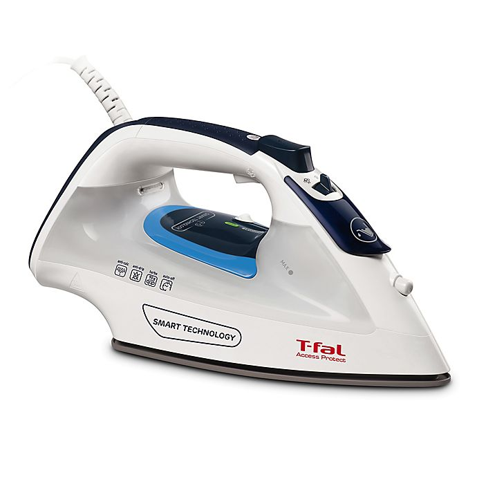 Alternate image 1 for T-Fal Access Protect Iron in White