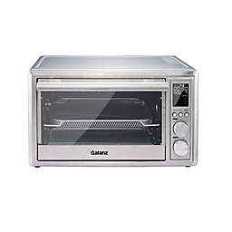Galanz Digital Toaster Oven with Air Fry in Stainless Steel