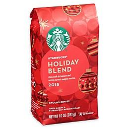 Starbucks® 10 oz. Holiday Blend Ground Coffee