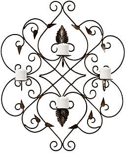 Safavieh 4-Candle Holder Wall Decor