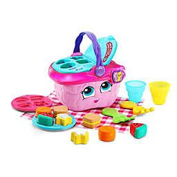 LeapFrog® Shapes & Sharing Picnic Basket in Pink