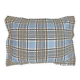 American Colors Cameron Alexander Standard Pillow Sham in Blue