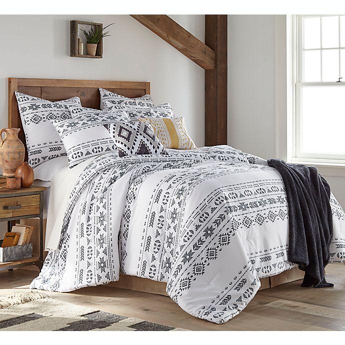 Alternate image 1 for Lakota 8-Piece Reversible Comforter Set