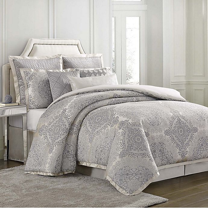 Alternate image 1 for Charisma Edienne Medallion Comforter Set