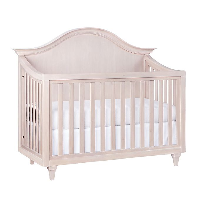 Alternate image 1 for Baby Appleseed® Park Avenue 4-in-1 Convertible Crib in Almond