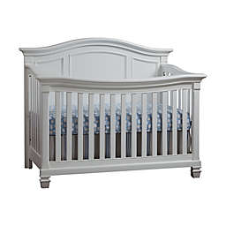 Baby Cache Glendale 4-In-1 Convertible Crib in Pure White