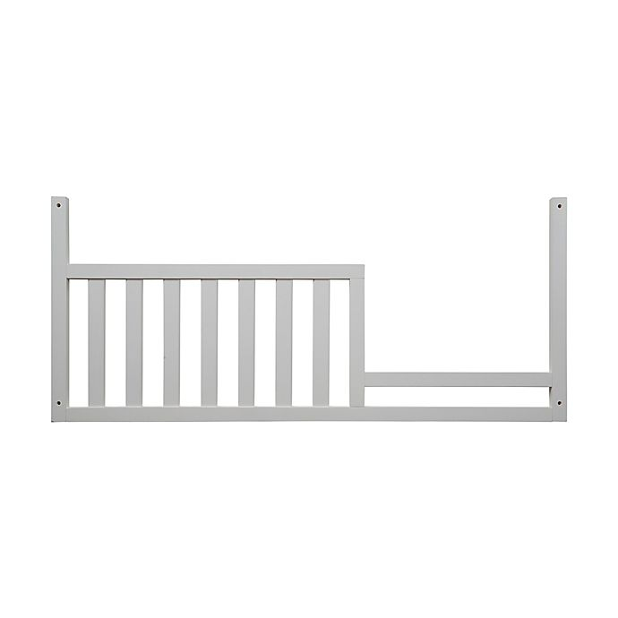 Alternate image 1 for Baby Cache Glendale Toddler Guard Rail in Pure White