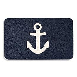 Kikkerland® Anchor 18-Inch x 30-Inch Door Mat