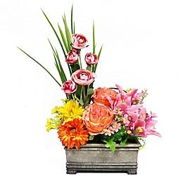 Puleo International Artificial Flower Arrangement in Planter
