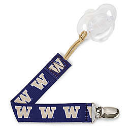 University of Washington PaciGrip Pacifier Strap