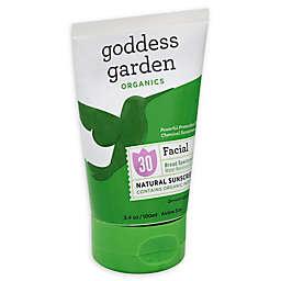 Goddess Garden Organics 3.4 oz. Facial Natural Mineral Sunscreen SPF 30