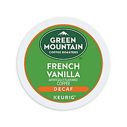 Keurig® K-Cup® Pack 18-Count Green Mountain Coffee® Decaf French Vanilla Coffee