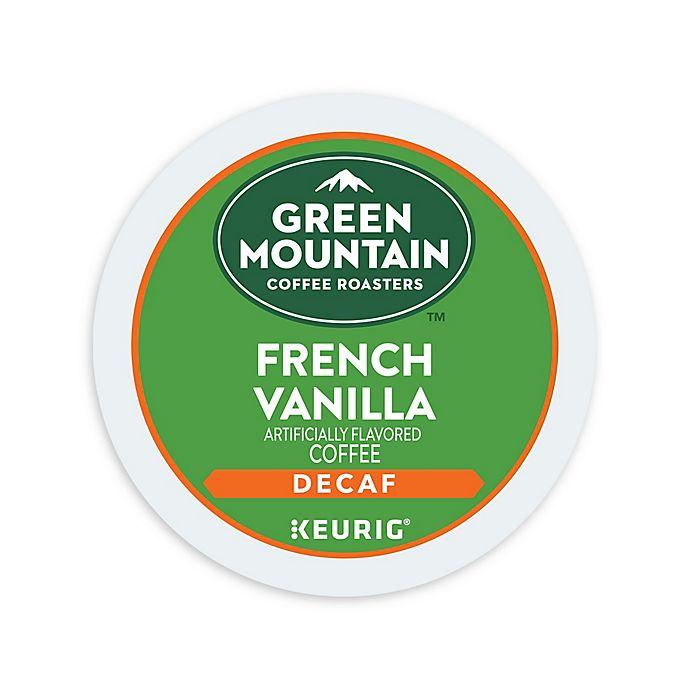 Decaf French Vanilla Coffee Keurig