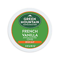 Green Mountain Coffee® Decaf French Vanilla Coffee Keurig® K-Cup® Pods 18-Count