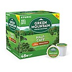 Keurig® K-Cup® Pack 48-Count Green Mountain® Half-Caff Coffee Value Pack
