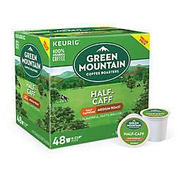 Green Mountain Coffee® Half-Caff Coffee Keurig® K-Cup® Pods Value Pack 48-Count