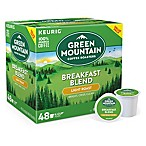 Keurig® K-Cup® Pods 48-Count Green Mountain® Breakfast Blend Value Pack