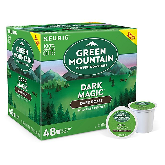 Alternate image 1 for Green Mountain Coffee® Dark Magic Coffee Keurig® K-Cup® Pods 48-Count