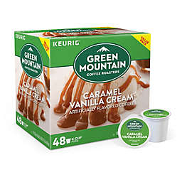 Keurig® K-Cup® Pods 48-Count Green Mountain Coffee® Caramel Vanilla Cream Coffee