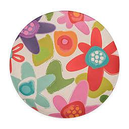 BIA Cordon Bleu BIAmboo Multicolor Floral Salad Plate