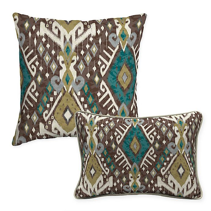 Selections By Arden Tenganan Outdoor Pillows Bed Bath Beyond