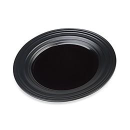 Mikasa® Swirl Salad Plate in Black