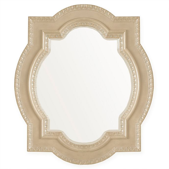 Alternate image 1 for James Martin Furniture Castilian 41-Inch x 35-Inch Double Arch Wall Mirror