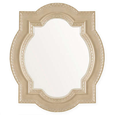 James Martin Furniture Castilian 41-Inch x 35-Inch Double Arch Wall Mirror