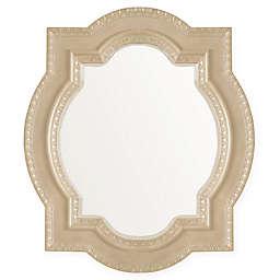 James Martin Furniture Castilian 41-Inch x 35-Inch Double Arch Wall Mirror