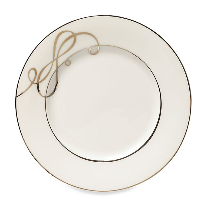 Alternate image 1 for Mikasa® Love Story Bread and  Butter Plate