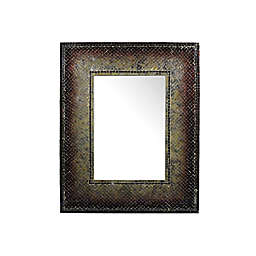 Fetco Home Decor Sanco 24 Inch X 30 Mirror