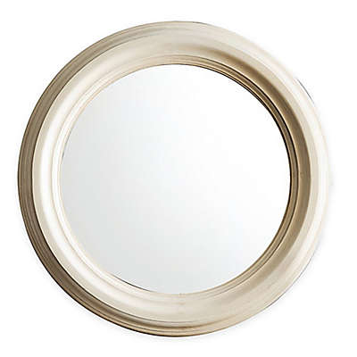 James Martin Furniture Victoria 33-Inch Round Mirror
