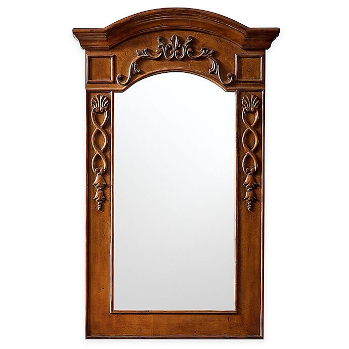 Alternate image 1 for James Martin Furniture 24-Inch x 40-Inch European Traditions Mirror in Cherry