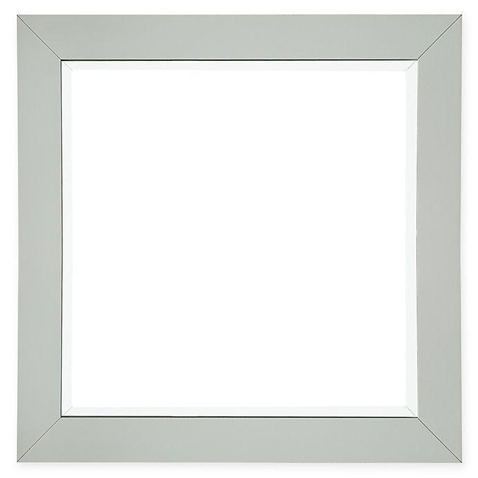 Alternate image 1 for James Martin Furniture 40-Inch Square Weston Mirror in Cottage White
