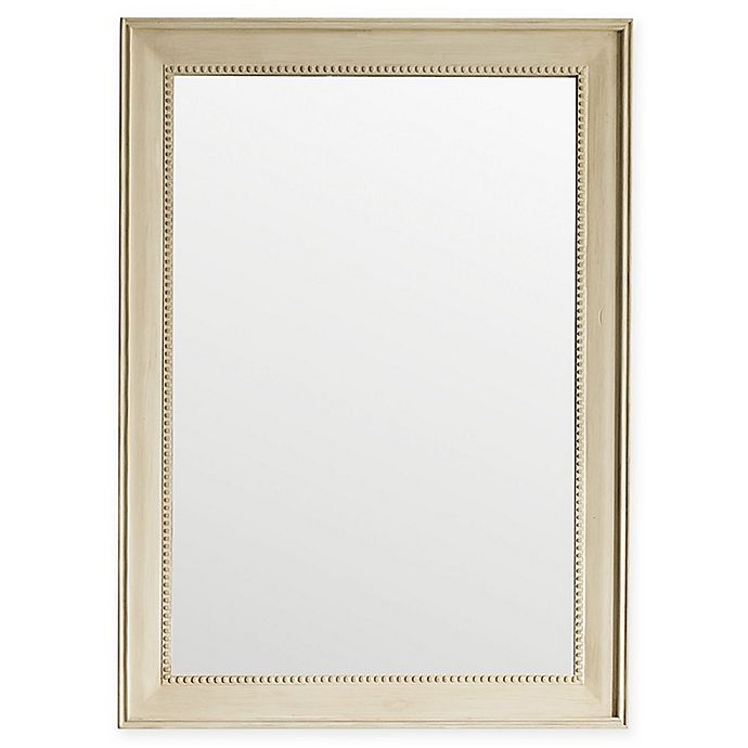 Alternate image 1 for James Martin Furniture Bristol 29-Inch x 40-Inch Mirror in Vintage Vanilla