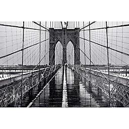 Renwil Brooklyn Bridge Canvas Wall Art
