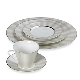 Nikko Silk Platinum Dinnerware Collection