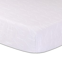 The Peanutshell™ Tons of Love Fitted Crib Sheet