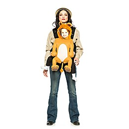 Baby Lion and Safari Guide Halloween Costume