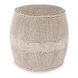 UGG® Cable Knit Drum in Ivory