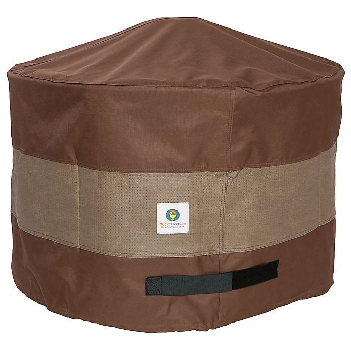 Alternate image 1 for Duck® Ultimate Series 36-Inch Round Fire Pit Cover in Mocha