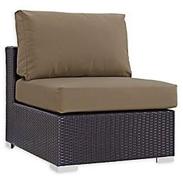 Modway Convene Outdoor Patio Armless Chair