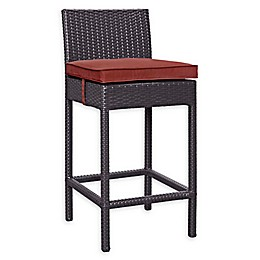 Modway Convene Outdoor Patio Bar Stool